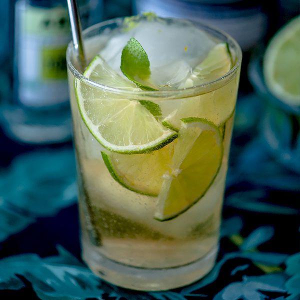 Cognac & ARTONIC Cucumber Tonic Water