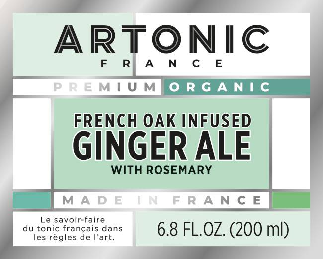 FRENCH OAK INFUSED GINGER ALE